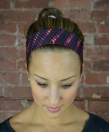Another great find on #zulily! Alarm Wide Headband by Respect Your Universe #zulilyfinds