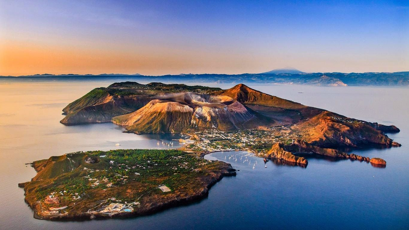 The Aeolian Isola