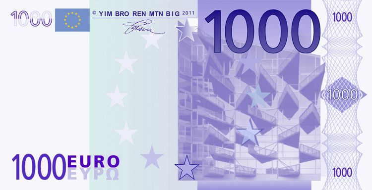 Discover Ideas About European History The 1000 Euro Note