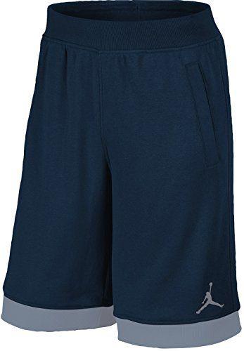 4696e5fd0414 NIKE Nike Jordan Jumpman Men S Fleece Button Closure Pocket Sweat Shorts.   nike  cloth