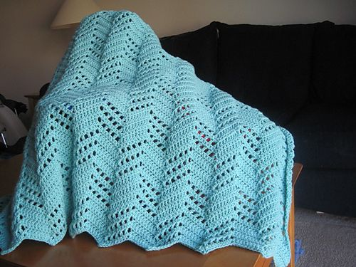 Peaceful ripple afghan http://www.ravelry.com/patterns/library ...