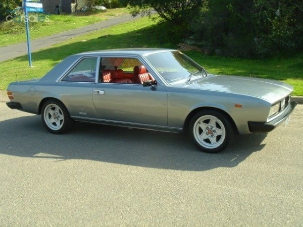 1971 1977 Fiat 130 Coupe Coachwork Designed By Paolo Martin At