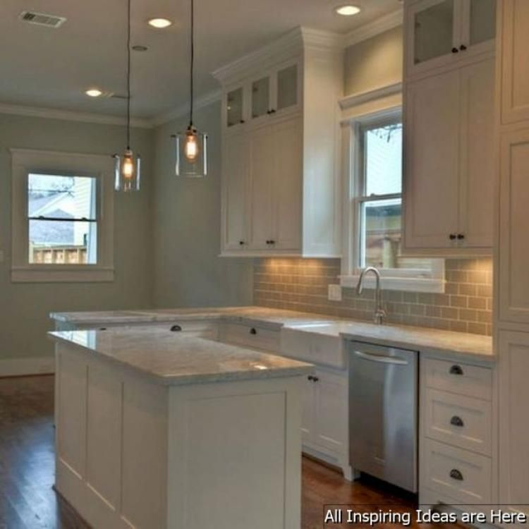 Best Small Kitchen Remodel Design Ideas   Remodel   Pinterest
