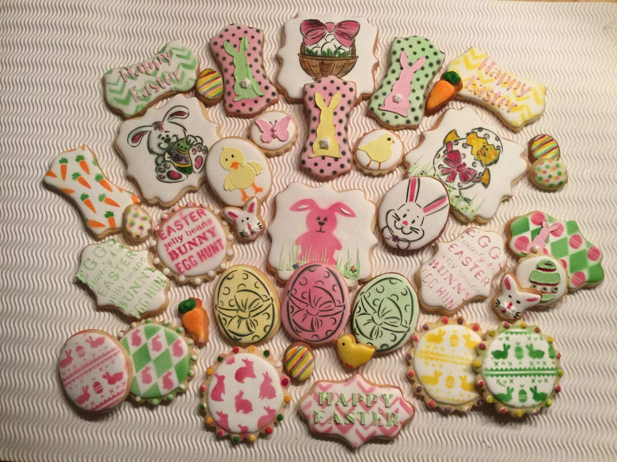 Easter cookies 2015