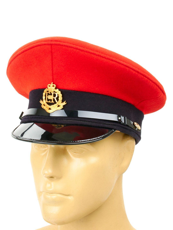 9e150a83 Original British RMP Royal Military Police Visor Hat- Size 7 1/8 by ...