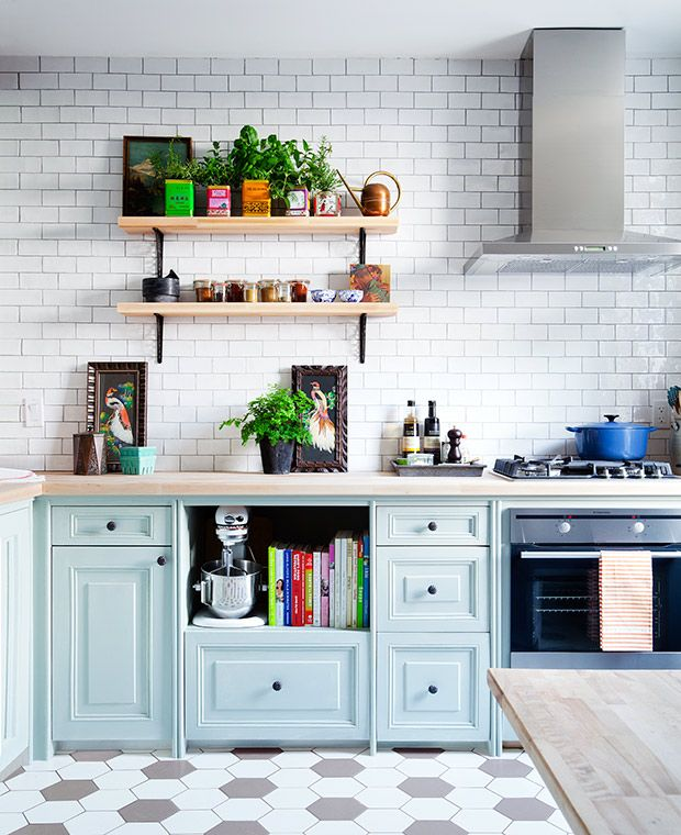 A Look Inside House  Home Editors\u0027 Covetable Kitchens Editor
