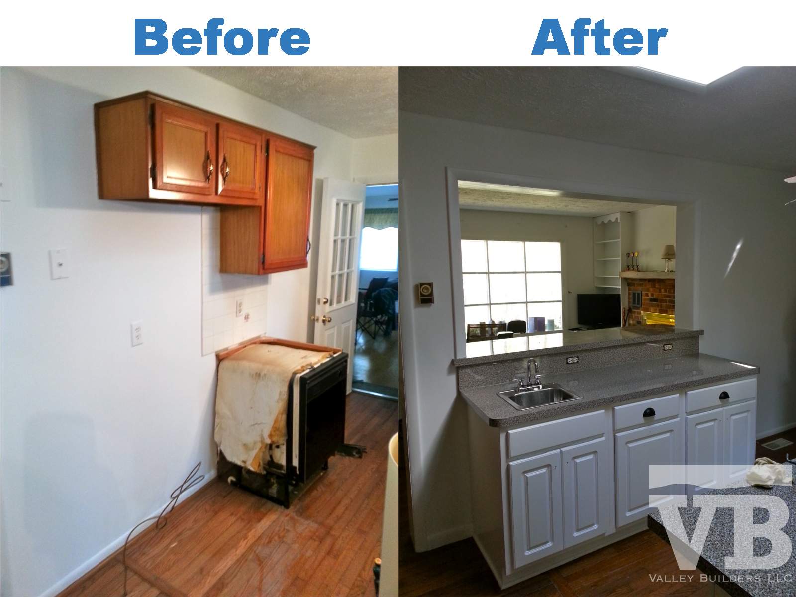 Modern Kitchen Remodel Before And After kitchen remodel before and after ~ picgit