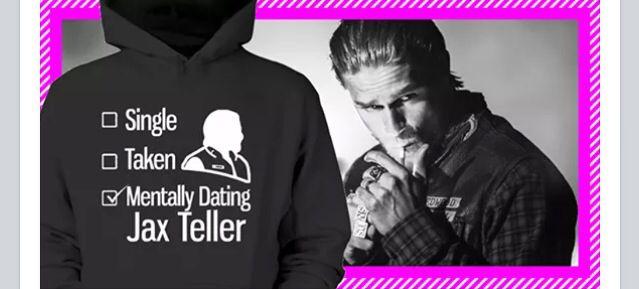 Mentally dating jax hoodie