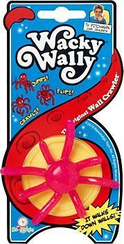 Wacky Wally Wall Crawler