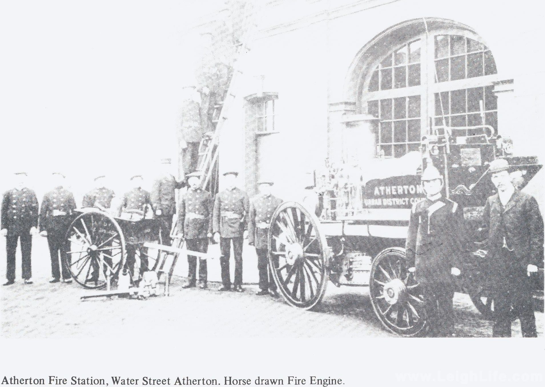 Atherton Fire Station With Images