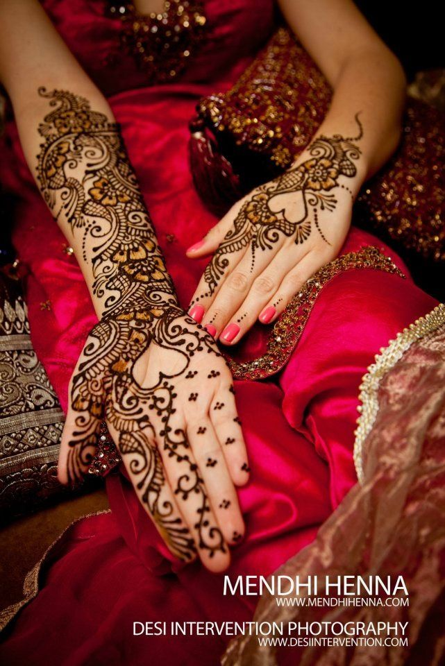 Mehndi Party Wedding : Outstanding bridal mehendi designs for your wedding day