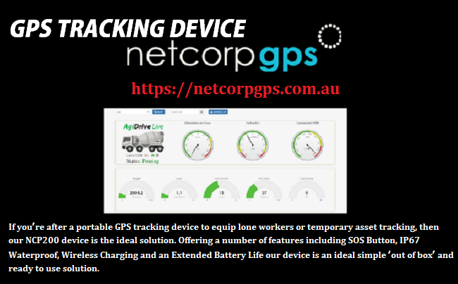 Australian gps tracking device for trucks and GPS trackers