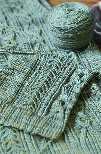 Locke St. Cardigan - Knitting Pattern