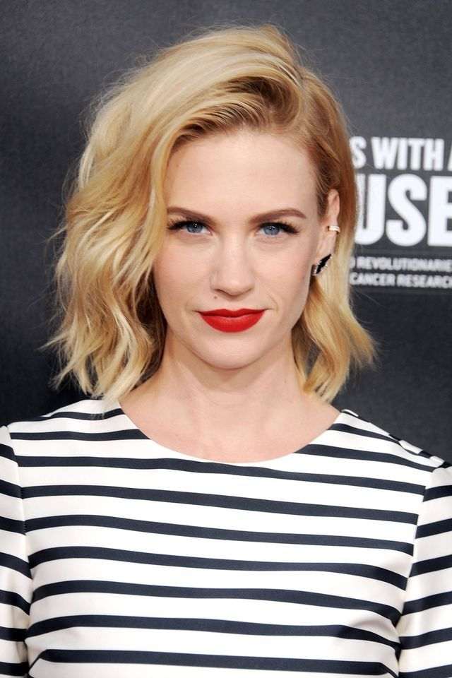 35 Gorgeous Hairstyles That Ll Inspire You To Go Blonde Lob For