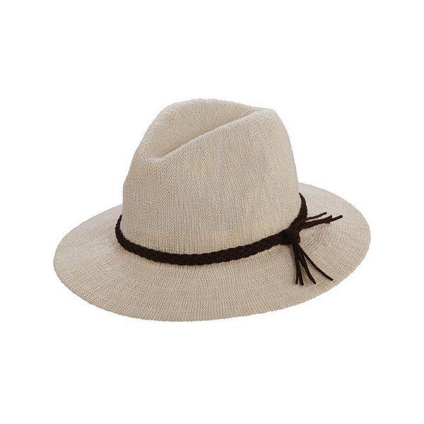 Women\'s Scala LC767 Knit Safari Hat with Braid Trim (1.650 RUB ...