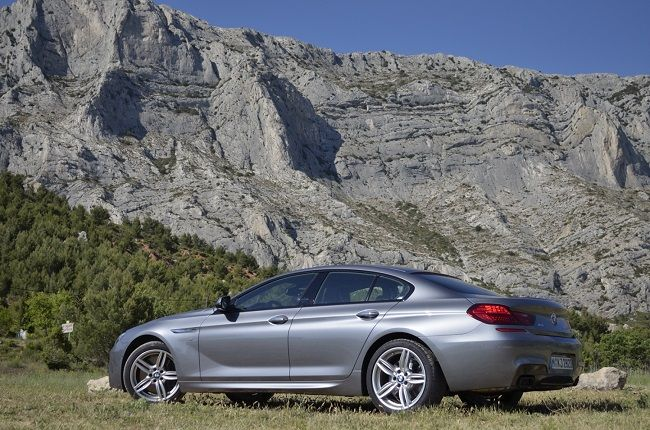 A Day In Marseille With The New Bmw 6 Series Bmw 6 Series New