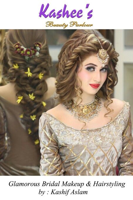 Kashees Hair Pinterest Pakistani Bridal Makeup Pakistani
