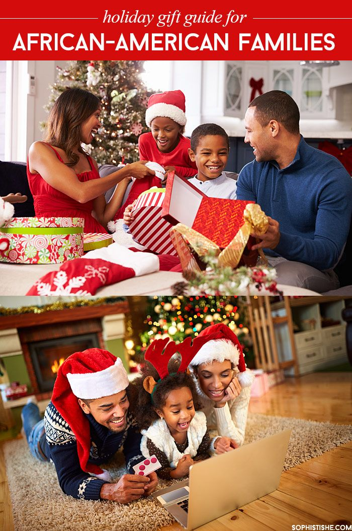 African-American Family Gift Guide Vol. 2 · Christmas, Get It ...