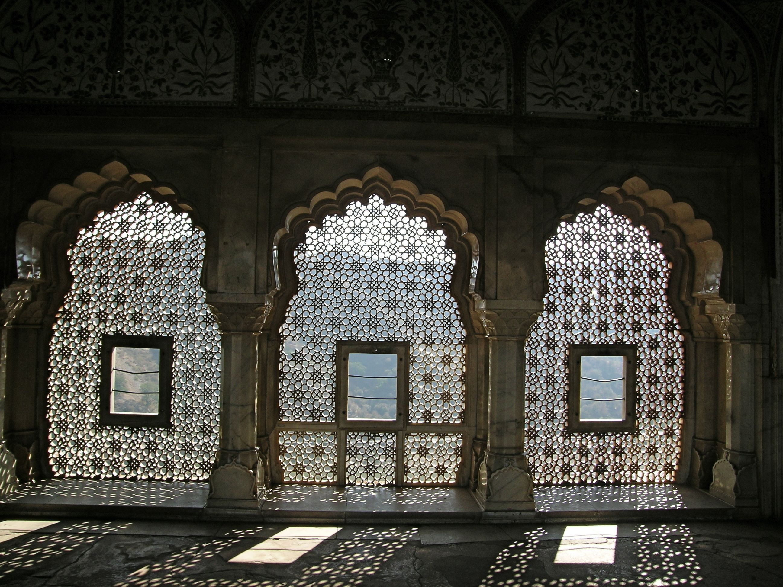 Jaipur, India: Red Fort