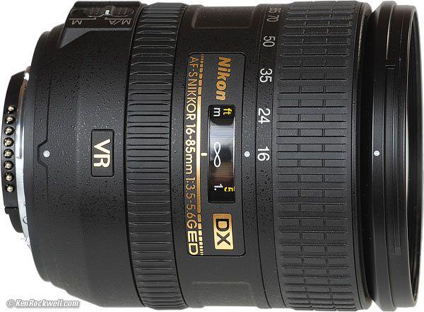 Nikon 16 85mm Review Nikon Photography Wearable