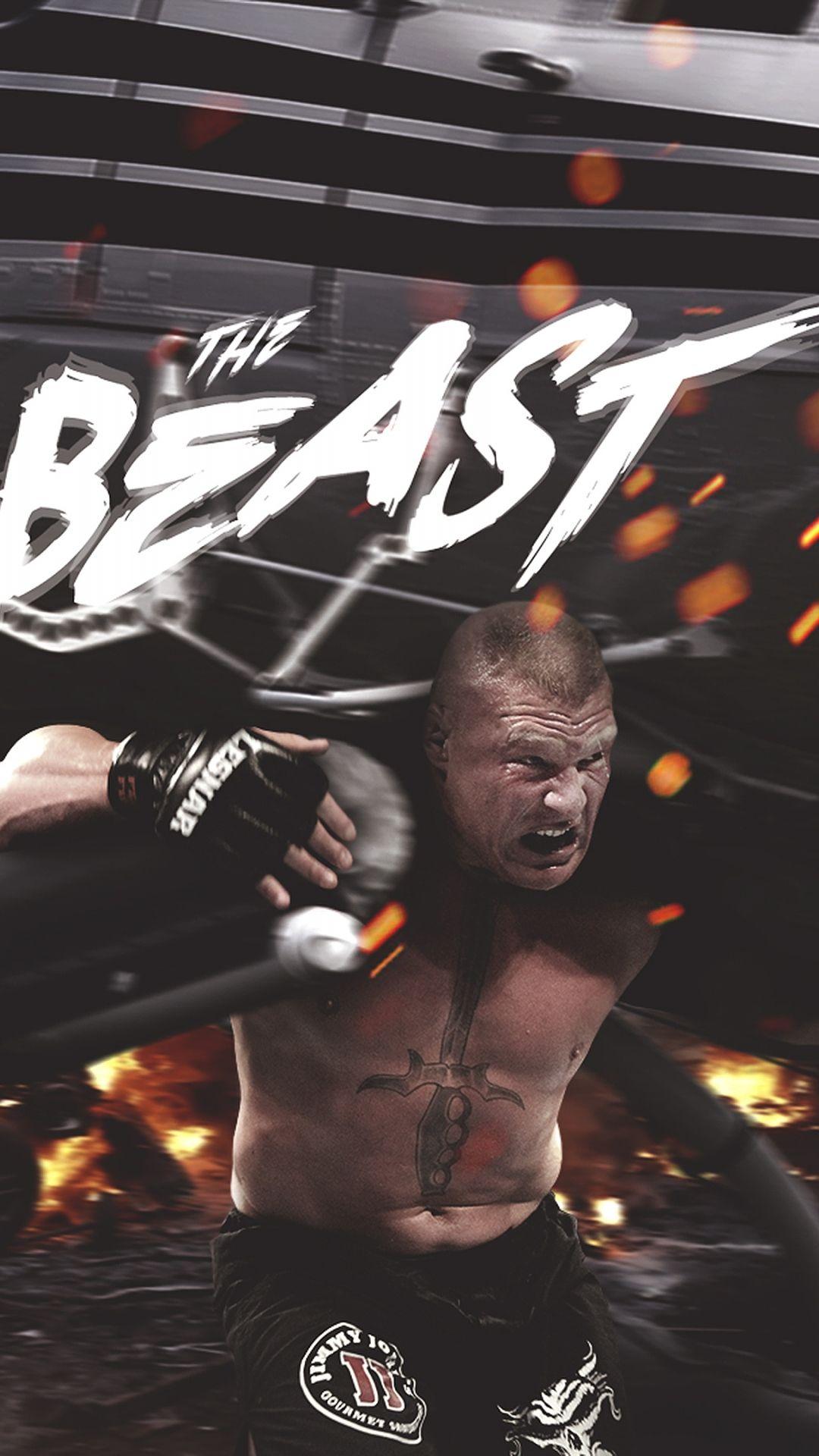 Brock Lesnar Wwe Wallpaper Android Download > Flip