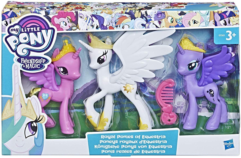 My Little Pony Königliche Ponys Von Equestria Enthält 3