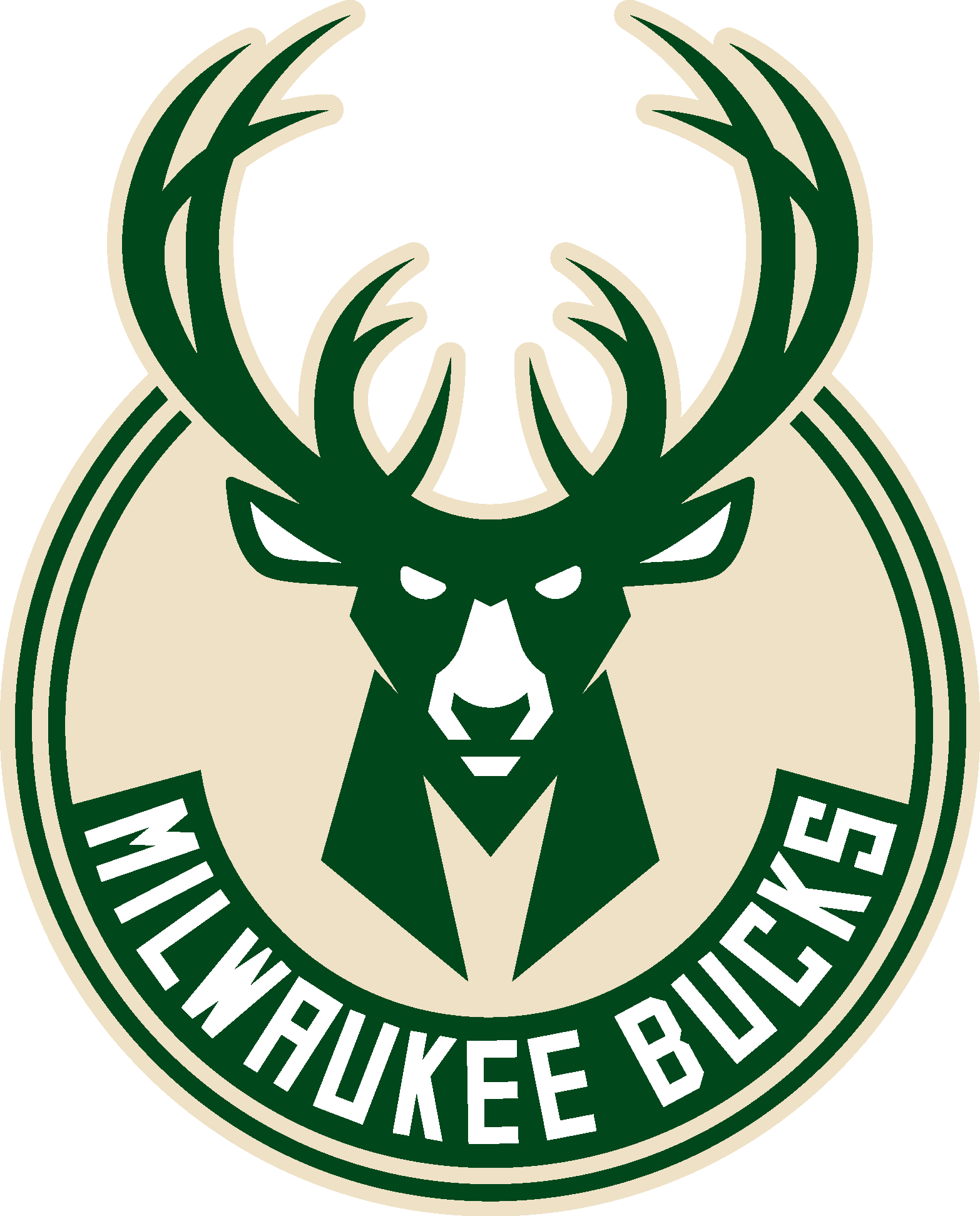 Bucks Logo Milwaukee Bucks Logolar Sanat