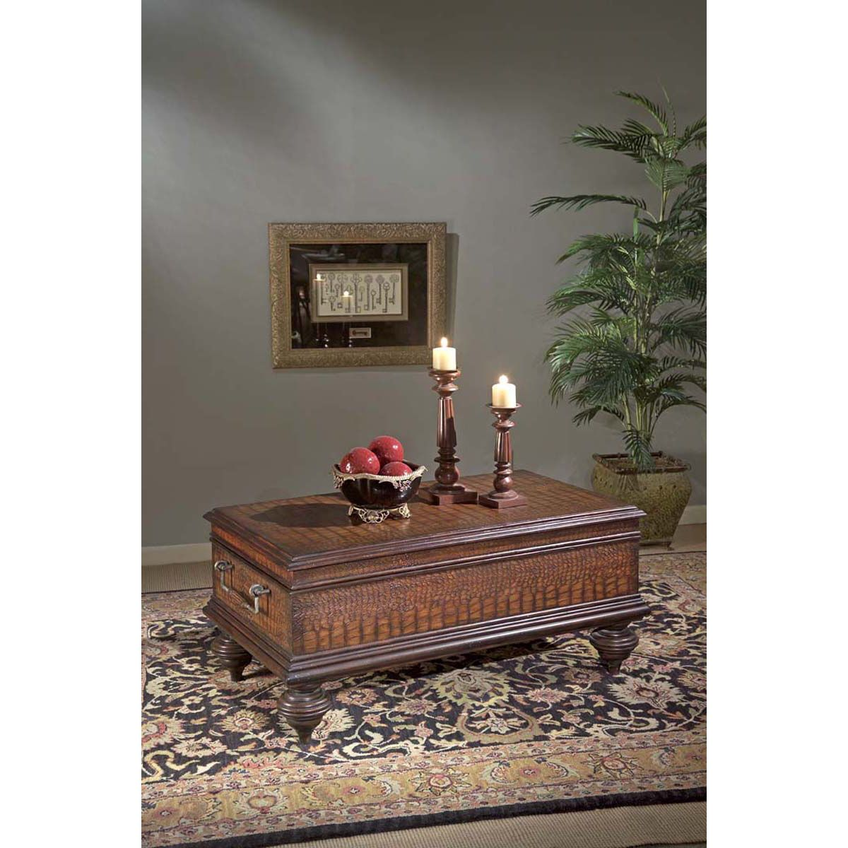 21++ Trunk coffee table set trends