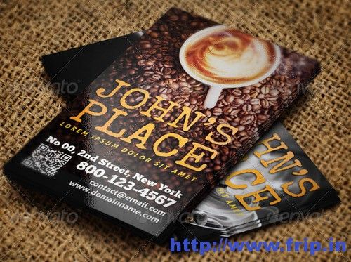 Wanna a great design for your coffee shop menu, then these coffee - coffee shop brochure template