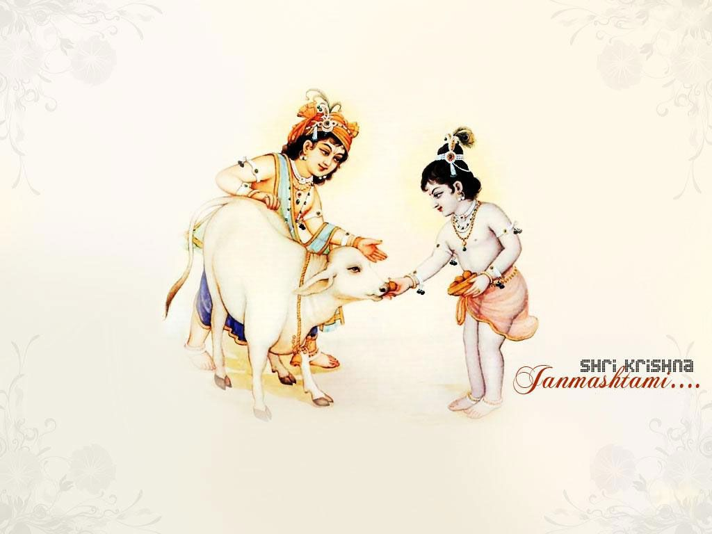 Sri krishna jayanti wallpaper - Free Download Lord Krishna Janmashtami Wallpapers