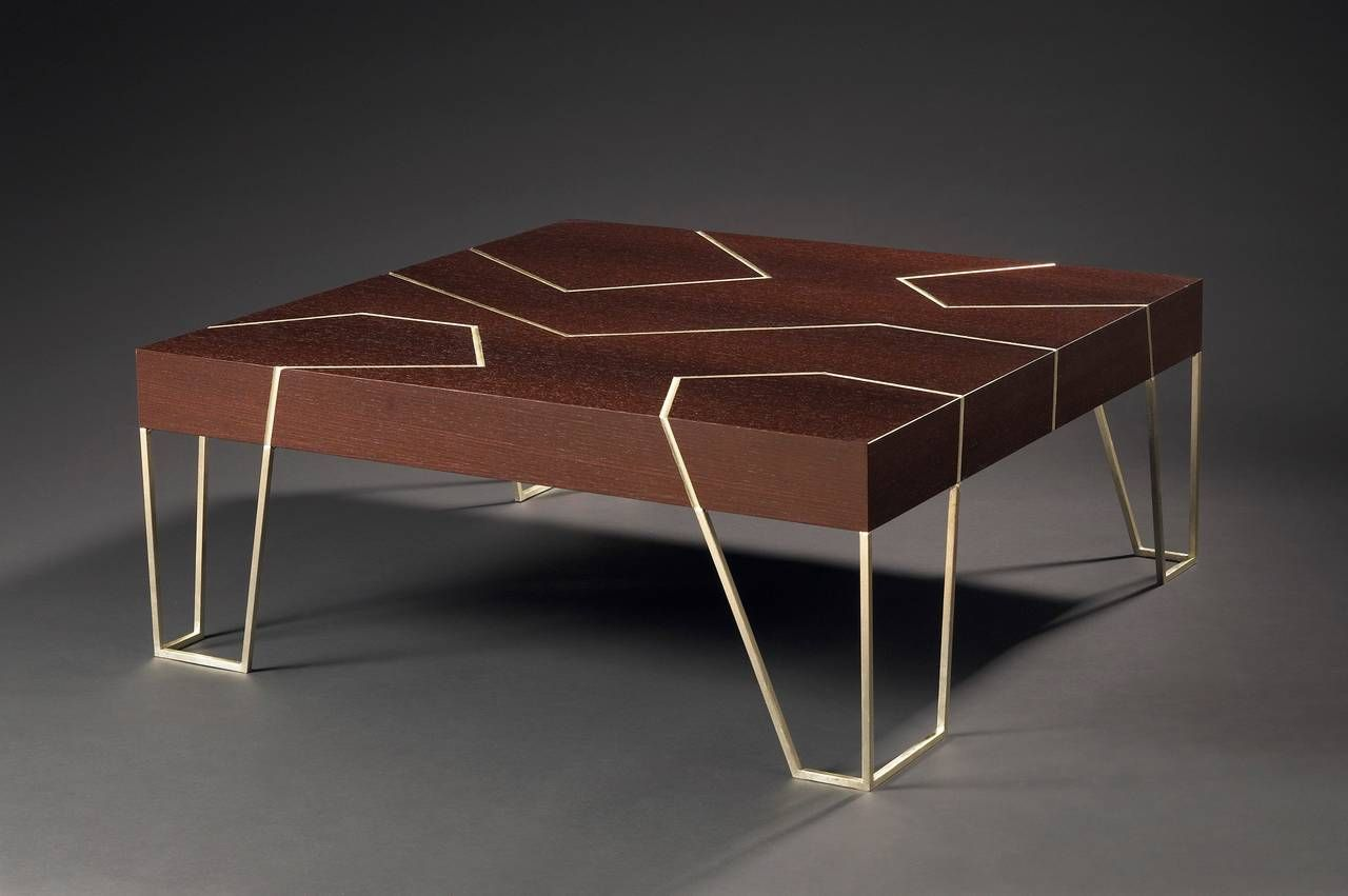 Zanzibar Coffee Table By Elizabeth Garouste And Mattia Bonetti Image