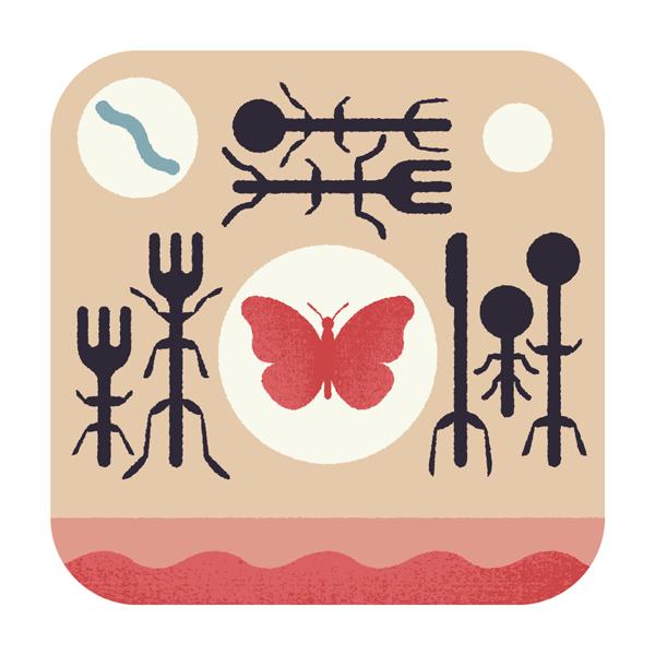 Aron Vellekoop León   Illustration - Wall Street Journal - Insects