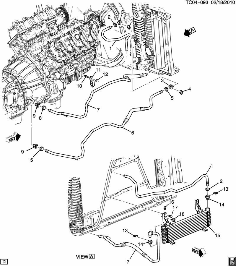 2010 gmc yukon parts diagram