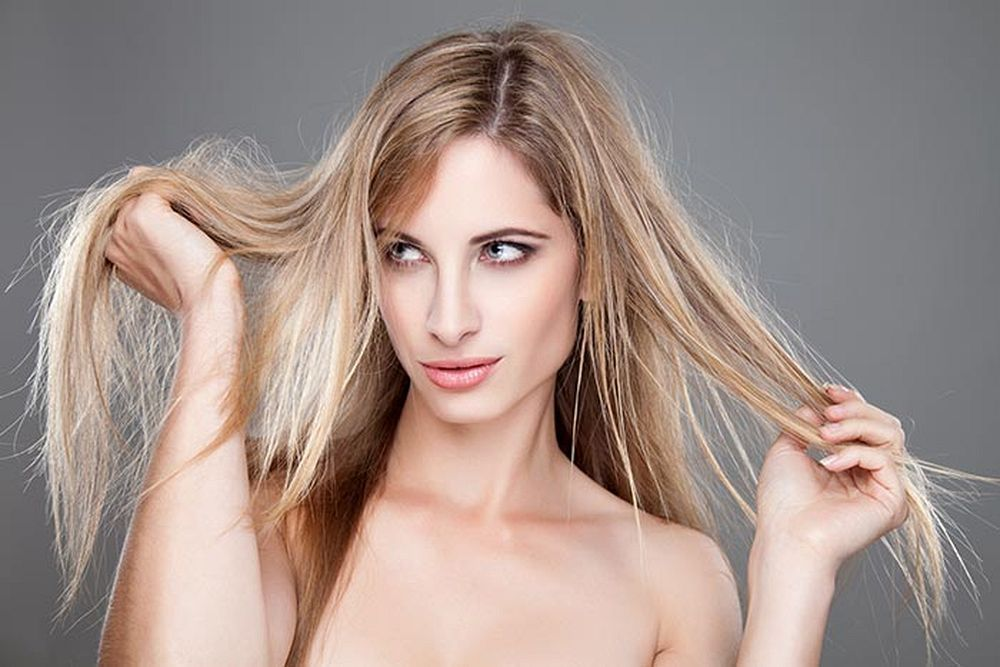 Ask a Hairstylist This Is Why the Ends of Your Hair Are