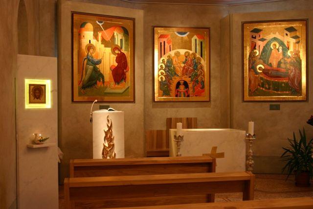 Maranello - Cappella Feriale della Parrocchia San Biagio - Giuliano Melzi - Picasa Web Albums