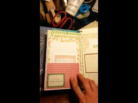 ▶ Part two of my latest junk journal - YouTube