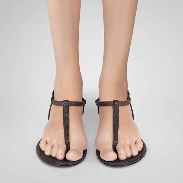 b49db7009186f Fantastic Sandals from Bottega Veneta--Espresso Karung Sandal
