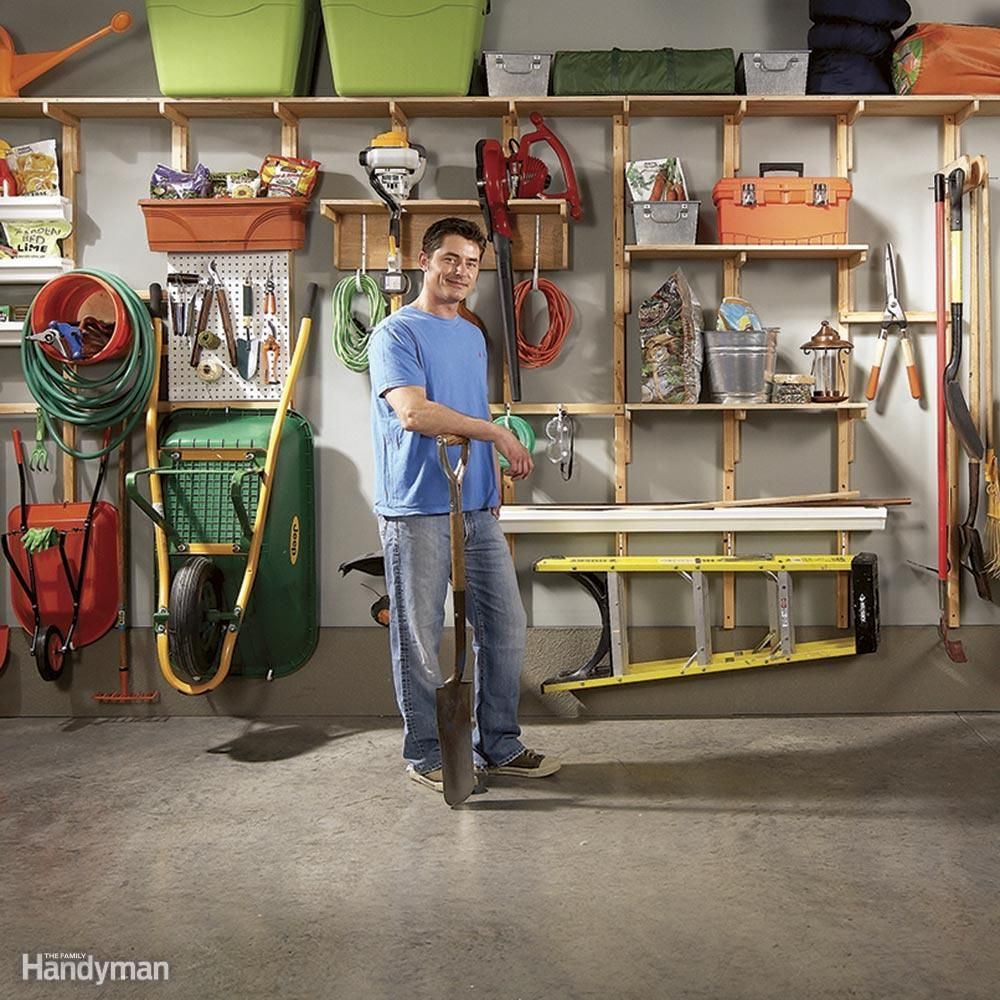 51 brilliant ways to organize your garage garage storage on attractive garage storages ideas to organize your garage get these few tips id=76563