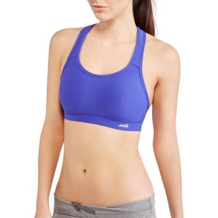 720cf706ea1bd Avia Women s Active High Impact Sports Bra with Cushioned Straps ...
