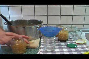 VIDEO: Apfelmarmelade selber machen - so gelingt's