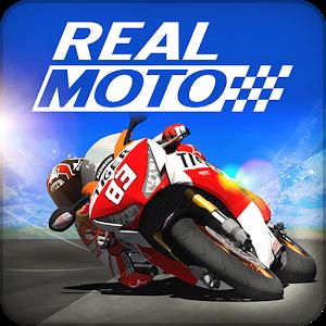 full Free Real Moto v1.0.222 MOD Apk + OBB Data [Unlimited