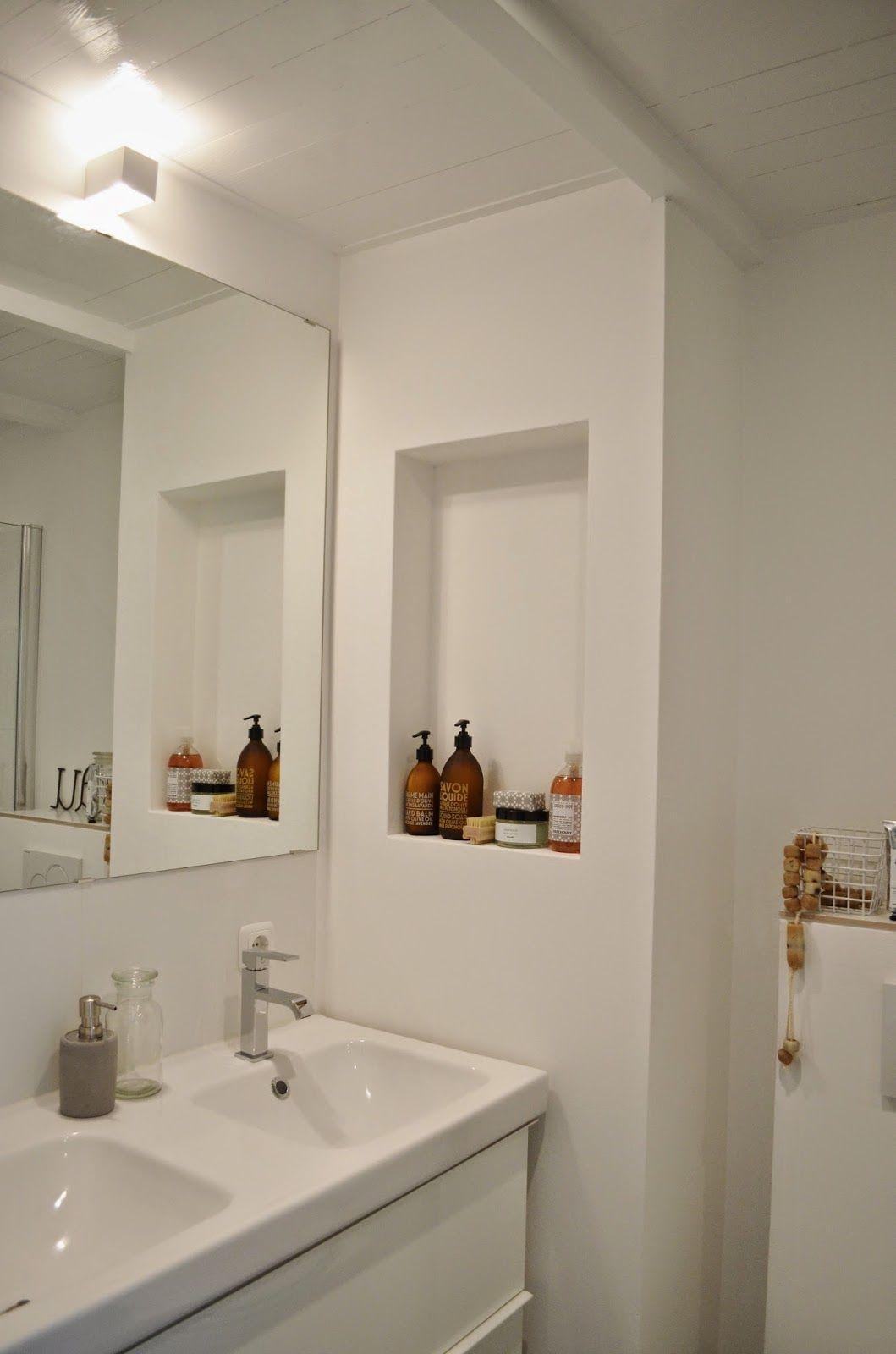 van het kastje naar de muur. - de nieuwe badkamer | Bathroom ...
