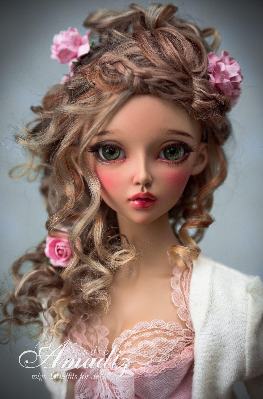 aphrodite bjd wig doll bjd amadiz studio puppen. Black Bedroom Furniture Sets. Home Design Ideas