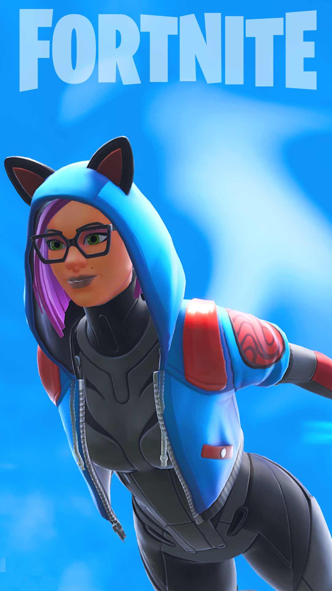 Lynx Fortnite Skin Wallpaper Hd Phone Backgrounds Art Poster Download For Iphone Android Home Screen In 2020 Fortnite Ragdoll Cat Cat Drawing
