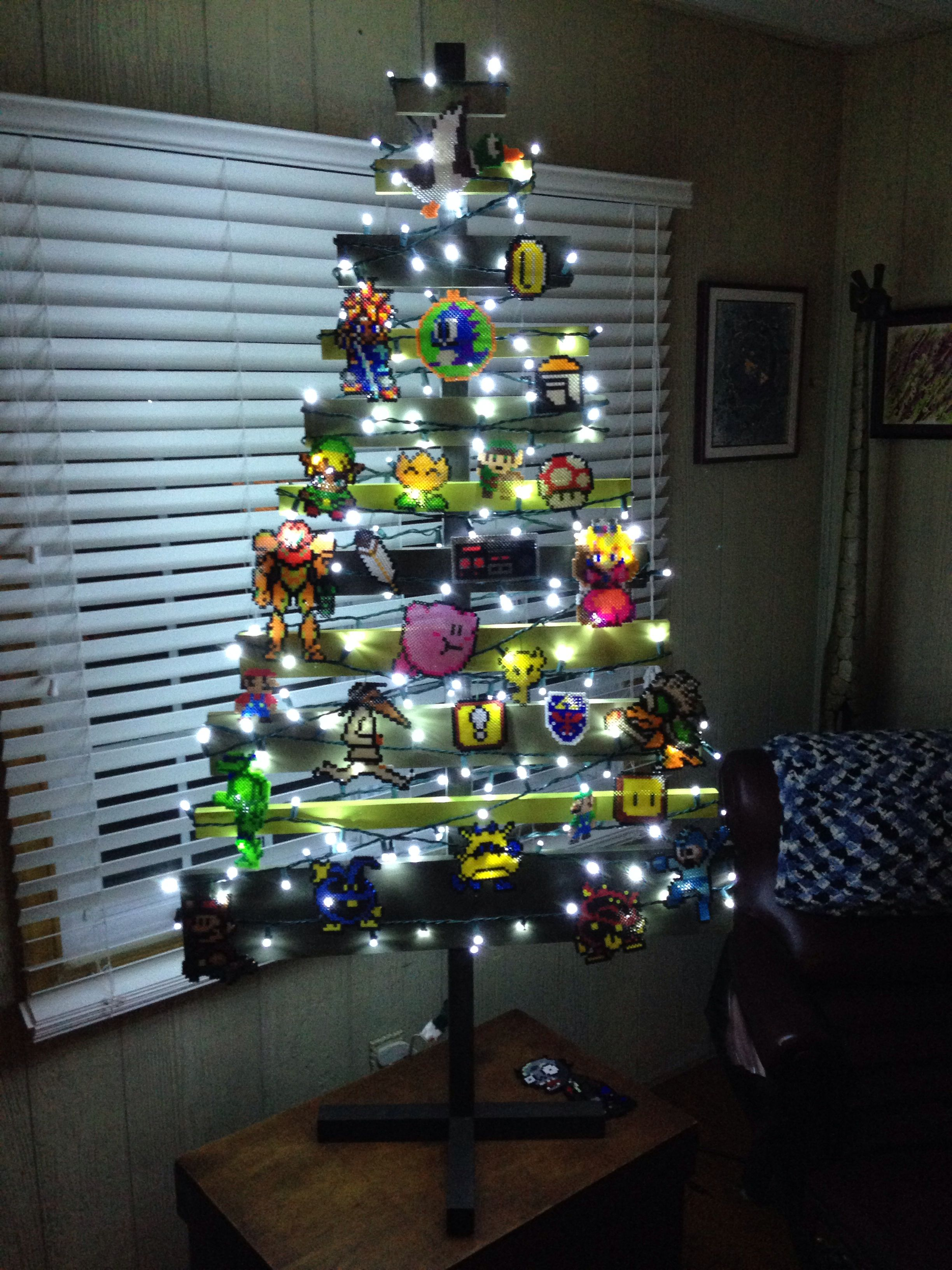 Cat Proof Christmas Tree Stuff I Ve Slapped Together