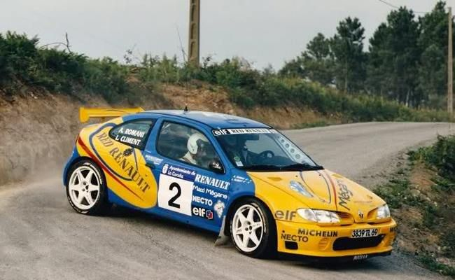 Renault Megane Maxi - Kit Car | Renault megane, Rally car, Renault