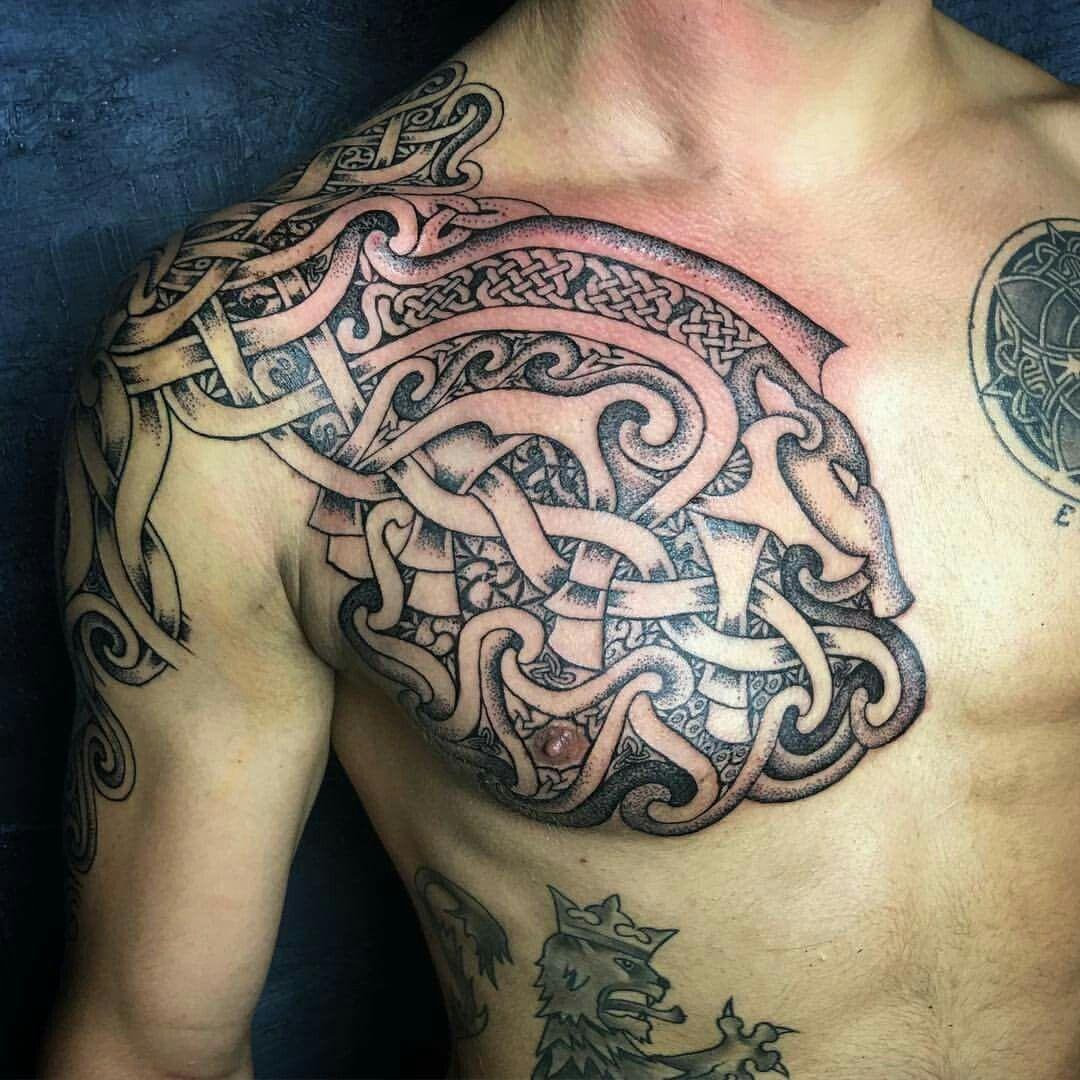 Scottish Tribal Tattoos: Tribal Tattoos Mit Symbolen Beste Tribal Tattoos Fr Mnner