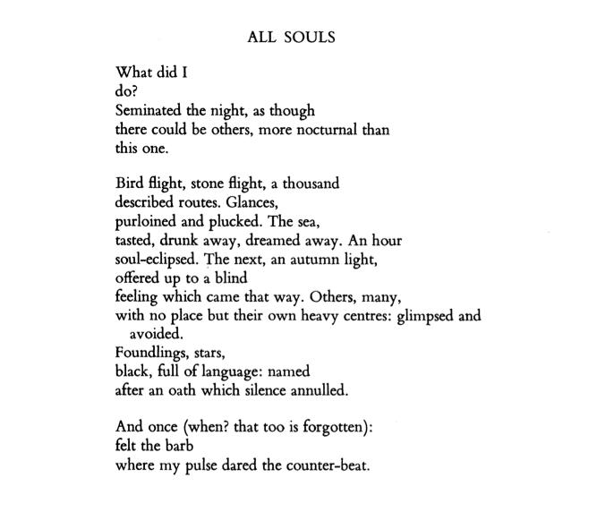 Sept Poems 6