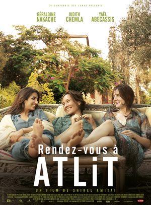 Atlit French Dramedy Film Movie Posters French Films