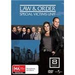Law & Order SVU - Season 8